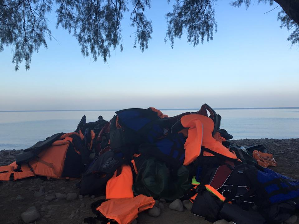 Auf Lesbos – Day2