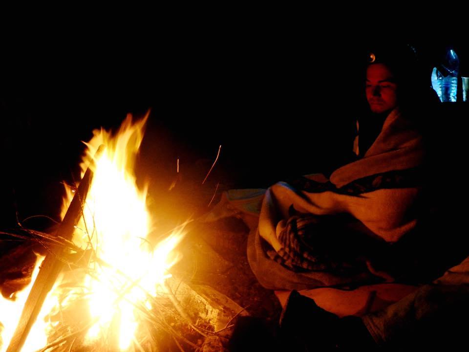Nachtschicht in Eftalou